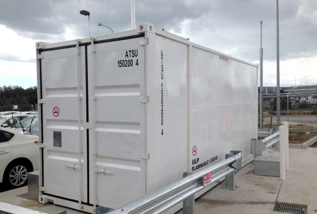 Onground Container Tank
